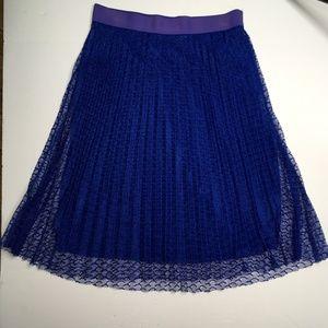 Fantastic Midi Skirt Royal Blue